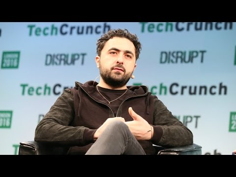 Better Living Through AI With Google DeepMind's Mustafa Suleyman at London Disrupt 2016