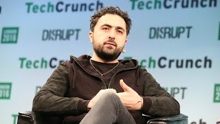 Better Living Through AI With Google DeepMind's Mustafa Suleyman at London Disrupt 2016 thumbnail