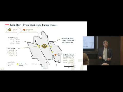 McEwen Mining Investors Presentation - Oct 2019