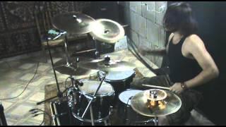 Катя Самбука - Зашли мне лям (Drum cover by Egore Levakov)