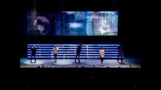 Pentatonix Live in Manila 2015: Daft Punk Medley Finale
