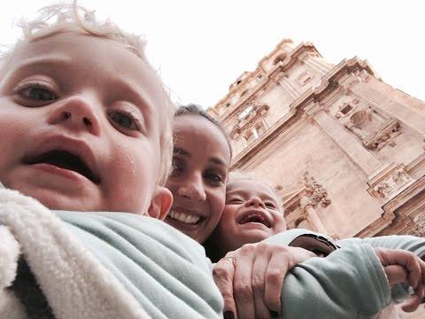 Ya ha llegado la primavera a Murcia + Nos niegan la entrada por ir con carrito | VLOG Fátima Cantó