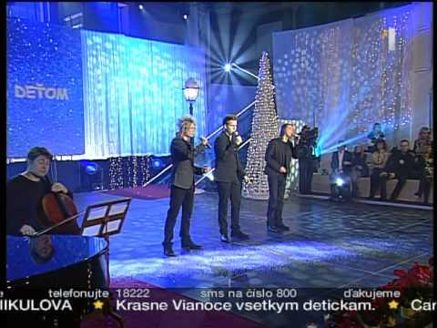 Martin Chodur, Miro Smajda, Peter Cmorik - Hallelujah