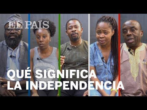 GUINEA ECUATORIAL cumple 50 años de independencia de ESPAÑA