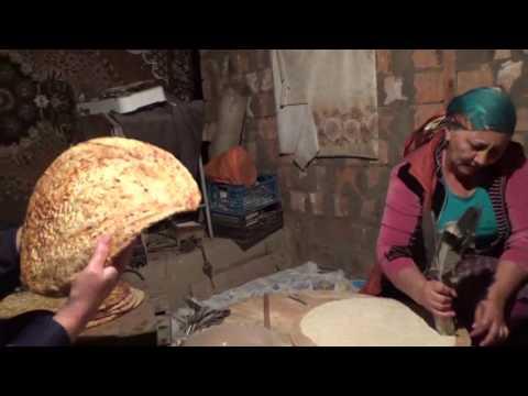 Дагестан. Традиционная выпечка