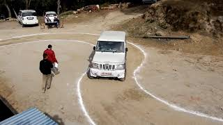 Driving Test in Himachal Pradesh, India
