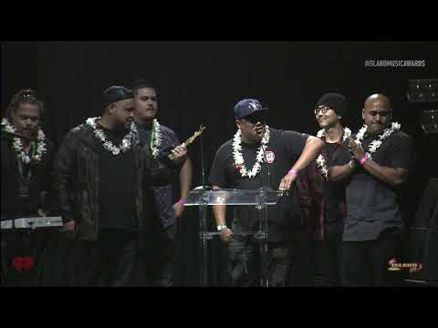 Island Music Awards - The Green Acceptance Speech + Backstage