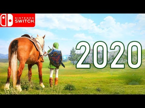 25 TRIPLE A Nintendo Switch Games Coming In 2020+