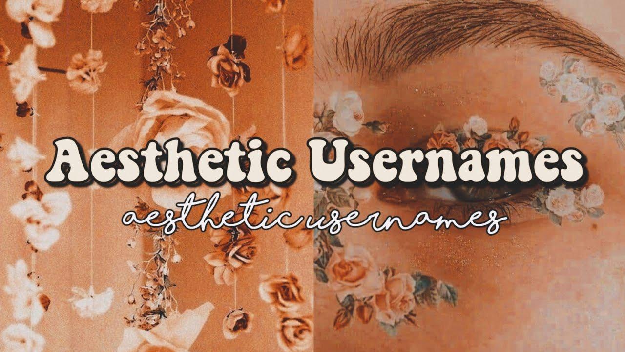 aesthetic usernames ☆    Hannah Estipular