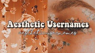 Aesthetic Usernames Hannah Estipular Tysm for 67 followers :) film my life united states main was @vsco._.claire. aesthetic usernames hannah estipular