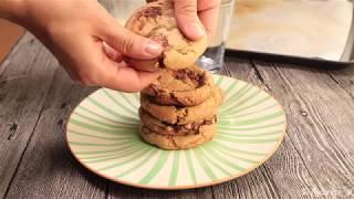 Рецепт тягучего шоколадного печенья как в Hardees