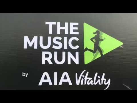Kuala Lumpur 2017 - The Music Run by AIA Vitality