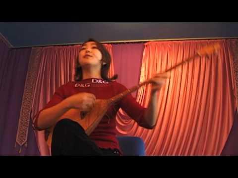 KAZAKH MUSIC: DOMBRA