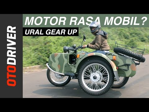 Ural Gear Up 2017 Review Indonesia | OtoDriver