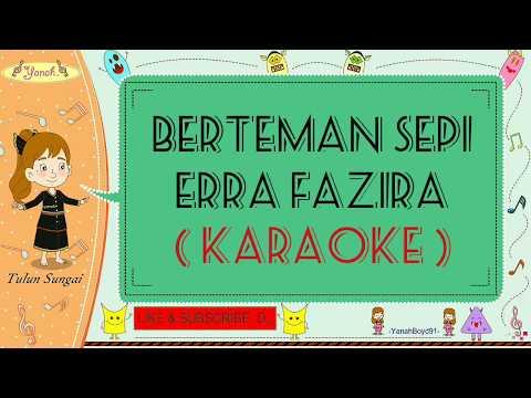 Berteman Sepi - Erra Fazira (Karaoke)🎙️💕