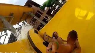Ägypten Hurghada  Jungle Aqua Park Rutschen zimmer 5064