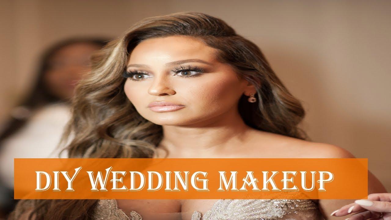 Diy Wedding Makeup 2018 How To Do Your Own Wedding Makeup