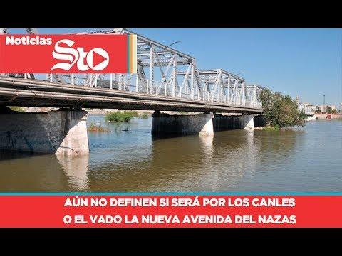Sin definir, por donde pasará el Río Nazas