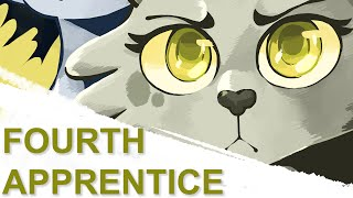 Warrior Cats Video Draw: Fourth Apprentice Poster