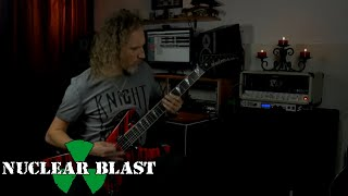 VADER - Shock And Awe (OFFICIAL GUITAR PLAYTHROUGH)