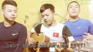 Baby Make Me Crazy  l Nhạc Trẻ - Tam Ca Nguyen Jenda - Ba Chú Bộ Đội