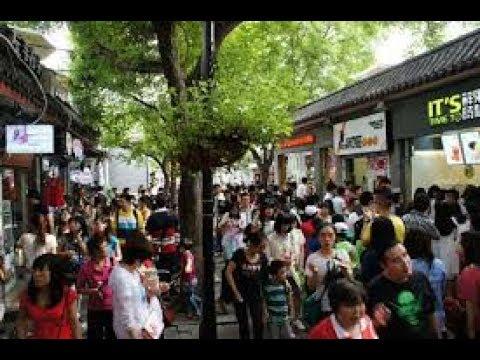 شارع التسوق الضيق الشهير ▼( 47# )▲ The Famous Narrow shopping street