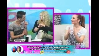 Αθηνά Θεοδωρίδου live Vergina Tv