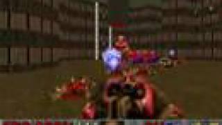 "Final Doom Plutonia MAP 9 ""Abattoire"""