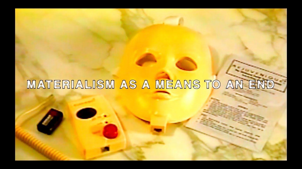 $UICIDEBOY$ - Materialism as a Means to an End (Lyric Video)