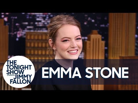 Jagger - Emma Stone talks about her Oscar win and Leonardo DiCaprio