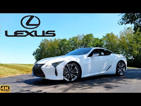 2020 Lexus LC 500: FULL REVIEW | Is this the World's BEST Grand Tourer??