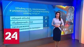 На голубом газу: замерзнут ли украинцы зимой - Россия 24