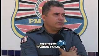 PEDREIRAS: Polícia Militar tira dois elementos de circulação.