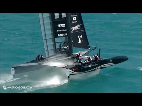 Summary of Day #13 Of America's Cup Racing, June 9 2017
