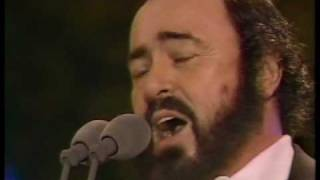 La girometta - Luciano Pavarotti in Central Park - 1993