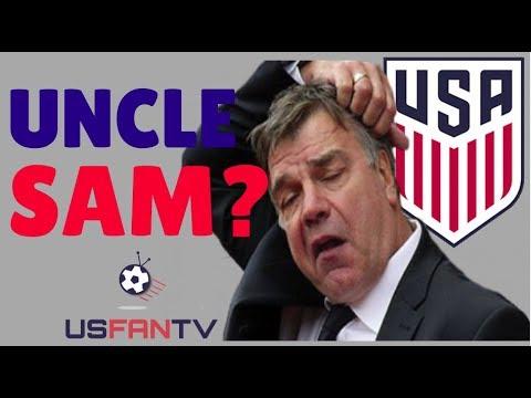 USfanTV: Big Sam Allardyce, Laurent Blanc interested in USMNT job