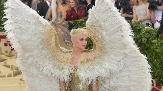 Katy Perry Met Gala 2018 Interview With Edward Barsamian