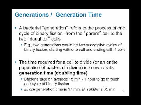 MicroShorts Generations and Generation Time - YouTube