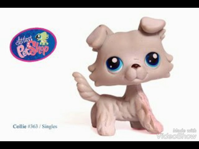 Lps All Collies With Numbers Youtube