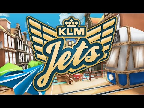 Jets - Flying Adventure (by KLM) - iOS / Android - HD Gameplay Trailer