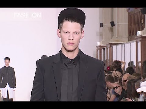 JUUN. J Spring Summer 2013 Menswear Paris - Fashion Channel