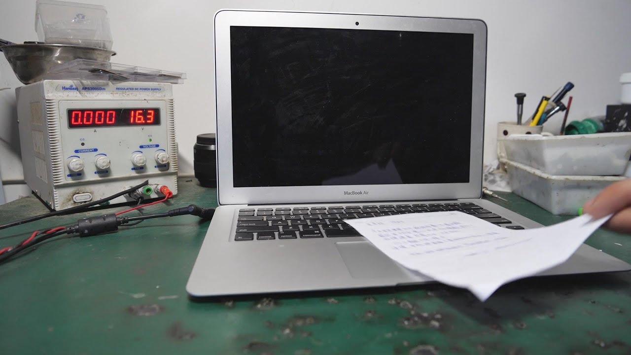 网友说他的苹果电脑得了心脏病,做事力不从心,我可以治好吗