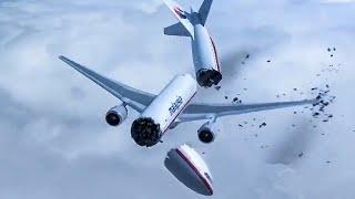 Kayıp Malezya Havayolları Uçağına Ne Oldu?
