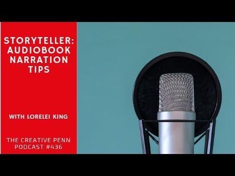 Storyteller: Audiobook Narration Tips With Lorelei King