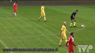 Eccellenza Girone B Foiano-Lastrigiana 1-2