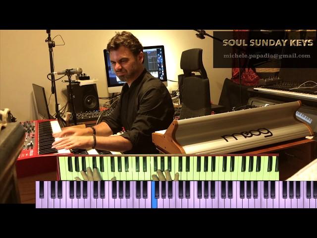 Michele Papadia SOUL SUNDAY KEYS N.8