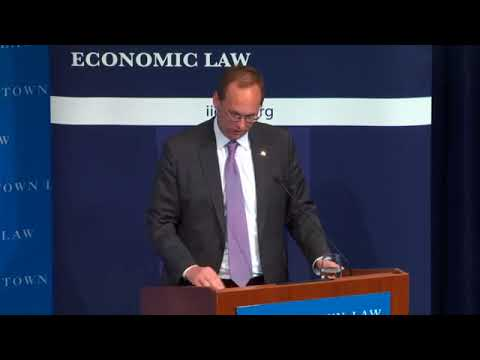Fintech Charter Program - Chris Brummer Interviews Keith Noreika Acting Comptroller of the Currency