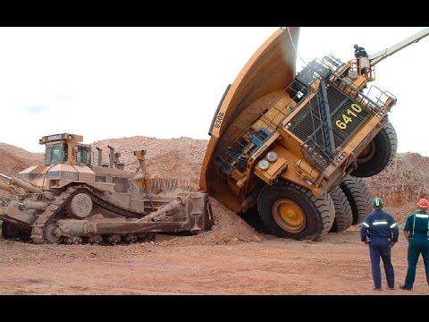 Heavy Equipment Disasters V1