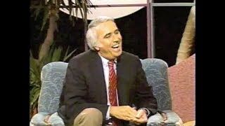 Tom Snyder on 20/20, Later with Bob Costas, April-May 1989