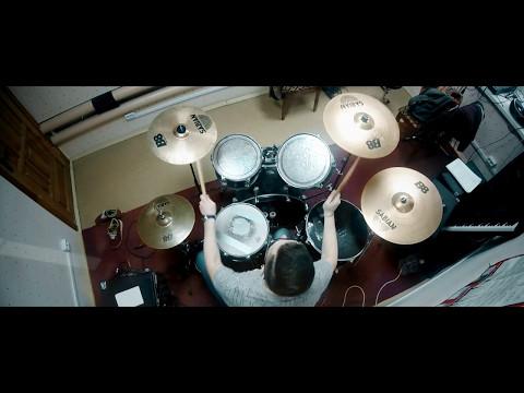 Hacktivist - Cold Shoulders (drum cover)
